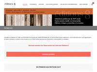 editionshuit.com