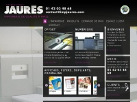imprimerie-jaures-paris.fr