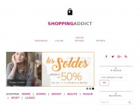 Shopping Addict   Agenda des ventes privées sur internet