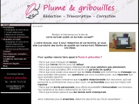 plume-et-gribouilles.fr