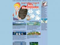 Nils Holgersson et les oies sauvages à travers la Suède de Selma Lagerlof
