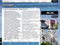 hotelcervantesparis.com