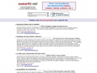 ousortir.net