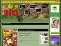 Cahiers-potager-bio.fr
