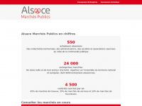 Alsacemarchespublics.eu - Marchés publics électroniques