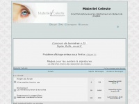 materielceleste.com