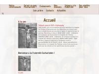 Accueil - Fraternité Eucharistein
