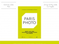 parisphoto.com