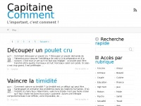 Capitainecomment.fr