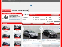 CITROEN MASSY : Concessionnaire CITROEN MASSY - Voiture occasion MASSY