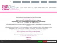 festivalcommunicationsante.fr