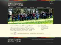artisans-vignerons-bourgogne-sud.com