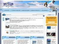 skiclub-bourgoinjallieu.com
