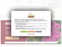 pepinieres-huchet.com