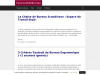 fauteuildebureau.org