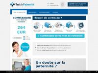 Testdepaternite.net