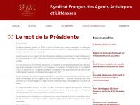sfaal.fr Thumbnail