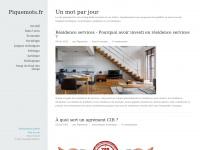 piquemots.fr