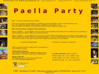 Paellaparty.ch - Paella Party à domicile en Romandie