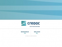 Credoc.be