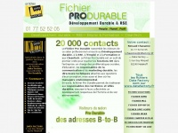 fichierprodurable.com