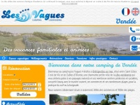 Campinglesvagues.fr