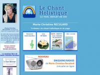 Chantholistique.net