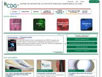 cdg32.fr