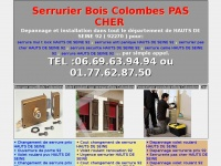 serrurierboiscolombes.fr