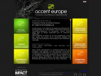 accenteurope.com