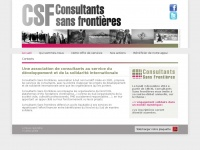 Consultants-sans-frontieres.org