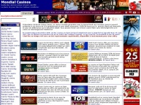 Mondial casinos | Meilleurs Casino 2014 Joueurs Français
