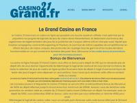 Casino21grand.fr