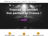 concertlive.fr