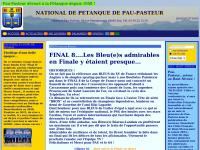 petanque-pasteur-pau.com