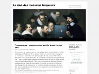 clubdesmedecinsblogueurs.com