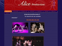 Aliceproduction.fr