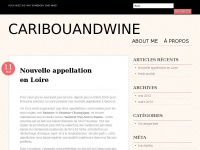 Caribouandwine.wordpress.com