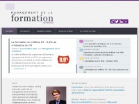 Managementdelaformation.fr