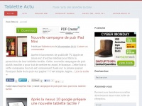 tablette-actu.fr