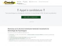 Cncdp.fr
