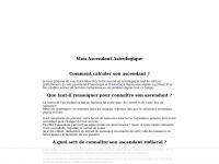 Calcul-ascendant.fr