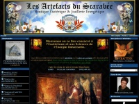 artefactsduscarabee.com