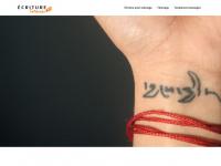ecriture-tatouage.com