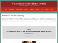 mediation-sanitaire.org