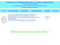 Langue-francaise-cher.fr