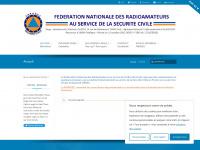 FNRASEC / Portail - www.fnrasec.org