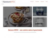saveurs-npdc.com