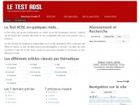 le-test-adsl.fr