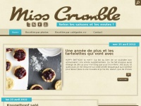 miss-crumble.fr